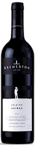 Bremerton Selkirk Shiraz 2006 - Buy Australian & New Zealand Wines On Line
