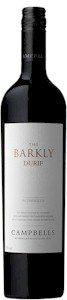 Campbells Barkly Durif 2009 - Buy Australian & New Zealand Wines On Line