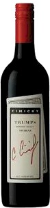 Charles Cimicky Trumps Shiraz 2011 - Buy Australian & New Zealand Wines On Line