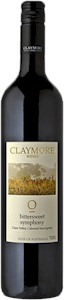 Claymore Bittersweet Symphony Cabernet 2011 - Buy Australian & New Zealand Wines On Line