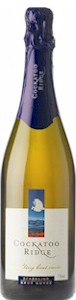 Cockatoo Ridge Sparkling Brut - Buy Australian & New Zealand Wines On Line