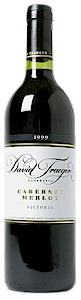 David Traeger Cabernet Merlot  2003 - Buy Australian & New Zealand Wines On Line