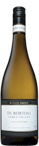De Bortoli Yarra Valley Estate Sauvignon 2010 - Buy Australian & New Zealand Wines On Line