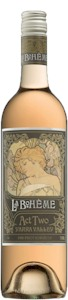 La Boheme Act Two Dry Pinot Rose 2011 - Buy Australian & New Zealand Wines On Line