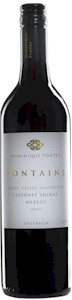 Dominique Portet Fontaine Cabernet Shiraz 2010 - Buy Australian & New Zealand Wines On Line