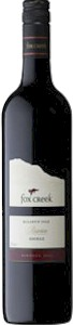 Fox Creek Reserve Shiraz 2007 - Buy Australian & New Zealand Wines On Line