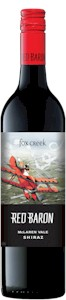 Fox Creek Red Baron Shiraz 2010 - Buy Australian & New Zealand Wines On Line