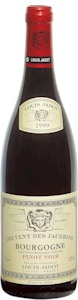 Louis Jadot Bourgogne Rouge 2010 - Buy Australian & New Zealand Wines On Line