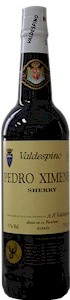 Valdespino Pedro Ximenez Yellow Label - Buy Australian & New Zealand Wines On Line