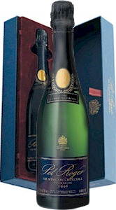 More details Pol Roger Cuv�e Sir Winston Churchill 2000