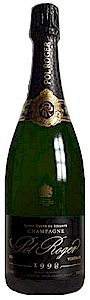 Pol Roger Champagne Brut Vintage 2002 - Buy Australian & New Zealand Wines On Line