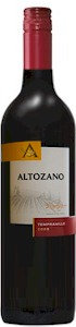 Altozano Tempranillo 2010 - Buy Australian & New Zealand Wines On Line