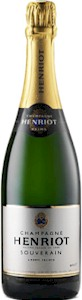 Henriot Brut Souverain Champagne NV - Buy Australian & New Zealand Wines On Line