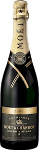Moet Chandon Champagne Grand Vintage 2000 - Buy Australian & New Zealand Wines On Line