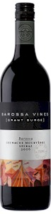 Grant Burge Barossa Vines GSM - Buy Australian & New Zealand Wines On Line