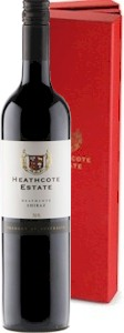 Heathcote Estate Shiraz Superbly Gift Boxed 2012 - Buy