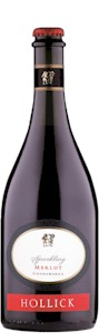 Hollick Coonawarra Sparkling Merlot - Buy Australian & New Zealand Wines On Line
