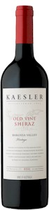 Kaesler Old Vine Barossa Shiraz 2007 - Buy Australian & New Zealand Wines On Line