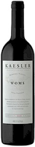 Kaesler WOMS Shiraz Cabernet 2008 - Buy Australian & New Zealand Wines On Line