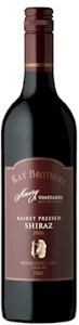 Kay Brothers Amery Basket Pressed Shiraz 2008 - Buy Australian & New Zealand Wines On Line