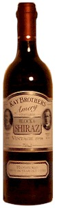 Kay Brothers Block 6 Shiraz 1998 - Buy Australian & New Zealand Wines On Line