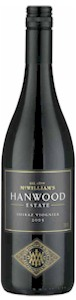 Hanwood Estate Shiraz Viognier 2005 - Buy Australian & New Zealand Wines On Line