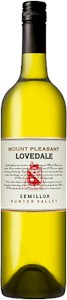 Mount Pleasant Lovedale Vineyard Semillon 2007 - Buy Australian & New Zealand Wines On Line