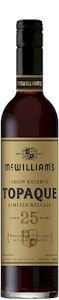 McWilliams Show Reserve 25 Years Topaque 500ml - Buy