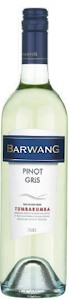 Barwang Tumbarumba Pinot Gris 2012 - Buy Australian & New Zealand Wines On Line
