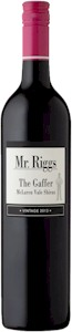 Mr Riggs The Gaffer McLaren Shiraz 2011 - Buy Australian & New Zealand Wines On Line