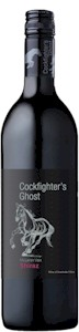 Cockfighters Ghost McLaren Vale Shiraz 2009 - Buy Australian & New Zealand Wines On Line