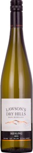 Lawsons Dry Hills Riesling 2010 - Buy Australian & New Zealand Wines On Line