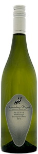 Squawking Magpie Reserve Sauvignon Blanc 2010 - Buy Australian & New Zealand Wines On Line