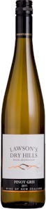 Lawsons Dry Hills Pinot Gris 2011 - Buy Australian & New Zealand Wines On Line