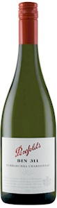 Penfolds Bin 311 Tumbarumba Chardonnay 2010 - Buy Australian & New Zealand Wines On Line