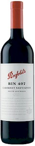 Penfolds Bin 407 2008 - Buy Australian & New Zealand Wines On Line