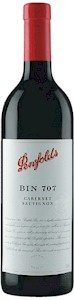 Penfolds Bin 707 Cabernet Sauvignon 1986 - Buy Australian & New Zealand Wines On Line