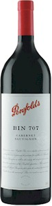 Penfolds Bin 707 Cabernet 1997 1.5L MAGNUM - Buy Australian & New Zealand Wines On Line