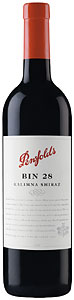 Penfolds Bin 28 Kalimna Shiraz 1990 - Buy Australian & New Zealand Wines On Line