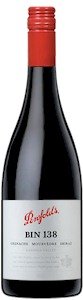 Penfolds Bin 138 Shiraz Grenache Mourv�dre 2011 - Buy Australian & New Zealand Wines On Line