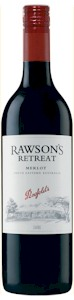 Penfolds Rawsons Retreat Merlot 2011 - Buy Australian & New Zealand Wines On Line