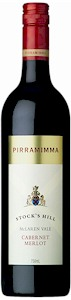 Pirramimma Stocks Hill Cabernet Merlot 2010 - Buy Australian & New Zealand Wines On Line