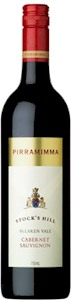 Pirramimma Stocks Hill Cabernet 2010 - Buy Australian & New Zealand Wines On Line