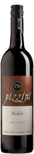 Pizzini Merlot 2010 - Buy Australian & New Zealand Wines On Line