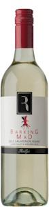 Reillys Barking Mad Sauvignon Blanc 2012 - Buy Australian & New Zealand Wines On Line
