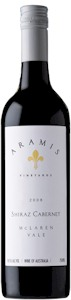 Aramis McLaren Vale Shiraz Cabernet 2010 - Buy Australian & New Zealand Wines On Line
