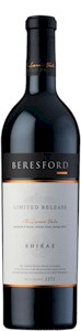 Beresford Limited Release Shiraz - Buy