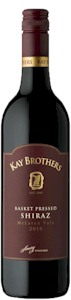 Kay Brothers Basket Pressed Shiraz 2010 - Buy Australian & New Zealand Wines On Line