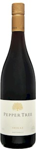 Peppertree Wrattonbully Shiraz 2010 - Buy Australian & New Zealand Wines On Line