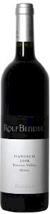 Rolf Binder Veritas Hanisch Shiraz 2006 - Buy Australian & New Zealand Wines On Line
